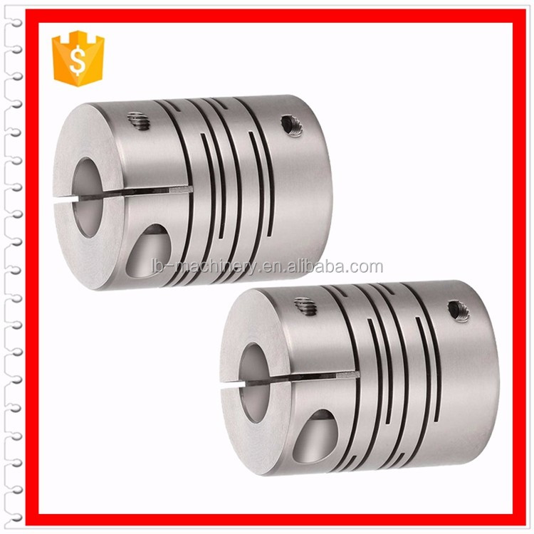 Factory overall processing helical coupling used in step mators