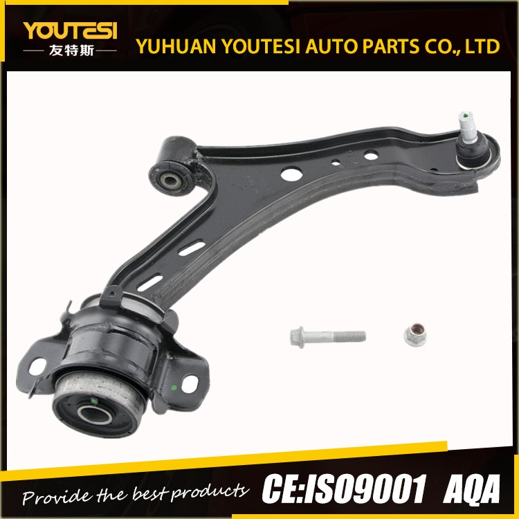 New Front Right Passenger Side Lower Control Arm with Ball Joint for 05-11 Mustang CK80726 CK80727