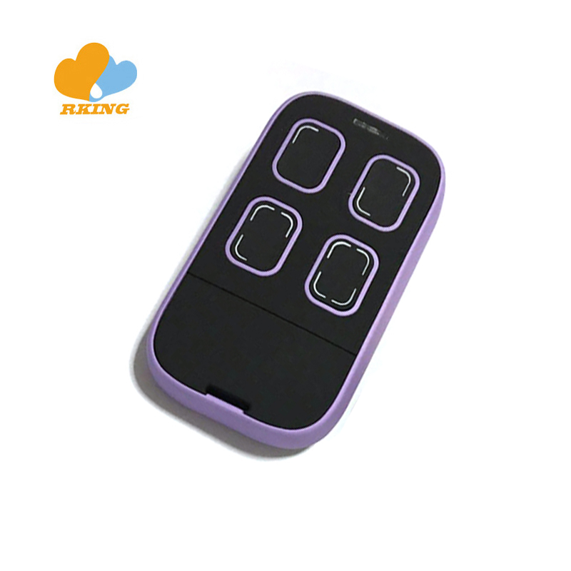 Multi-Frequency Cloning Remote Control