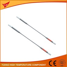 1800C Ceramic Straight Type Heating Elements For Laboratory or Industrial