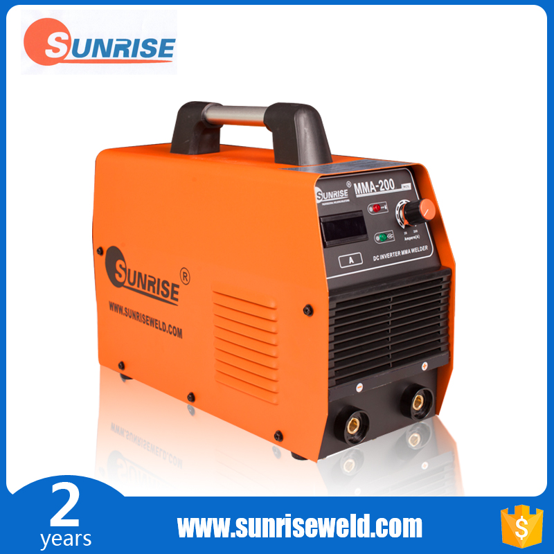 machine inverter welding portable mma 200a