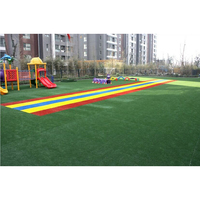 Decorative Green Garden Edging Artificial Grass