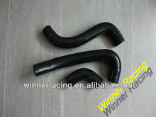 Black radiator silicone hose for TOYOTA YARIS/VITZ/ECHO/WILL NCP10,NCP21 1.3L/1.5L 1NZ/2NZ