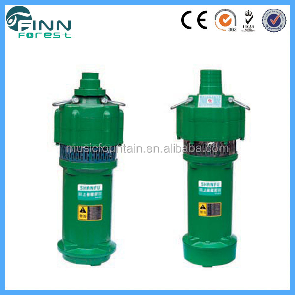 High power submersible Water fountain pumps