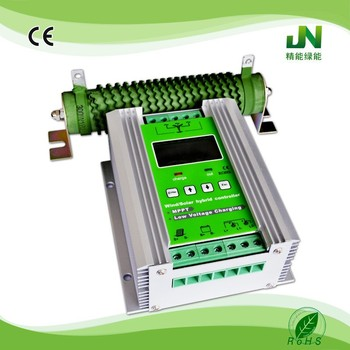 200W 12V/24V MPPT Wind Solar Hybrid Controller with LCD Best selling products