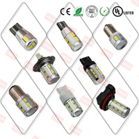 High quality car lamp led car bulb 1157 led canbus and led 9005