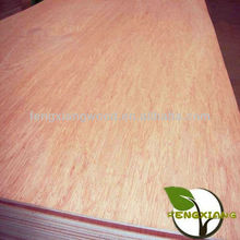 Linyi Feixian Fengxiang Brand pink plywood/pink commercial plywood