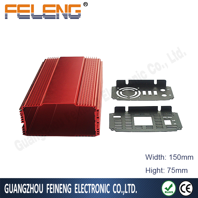 hot sale aluminum housing enclosure with low price / custom aluminum enclosure