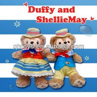 New arrival Duffy and ShellieMay plush toys from China factory