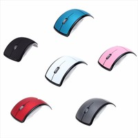 Mini Promotional Gift Foldable Wireless 3D Finger Mouse