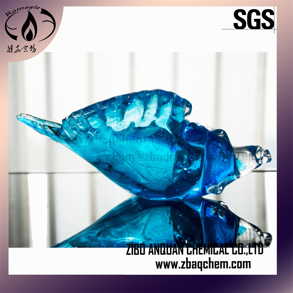 Murano glass animal conch