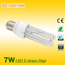 2015 hot sell newest 3U 7W Efficient LED Light energy saving lamp foto model indonesia bugil panas telanjang seksi made in China
