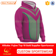 Digital printed sublimated japan style hoodies for sports