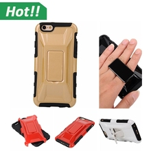 Fashion Armor 2 in 1 Plastic with Silicon Hard Stand Holder Combo Case Cover for Motorola Moto G2 G 2nd Gen XT1068