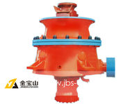 2013 New Type High Capacity GP Single Cylinder Hydraulic Cone Crusher for Sale