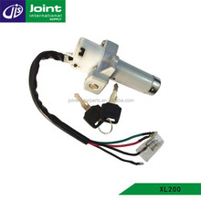 Motorcycle Spare Parts Ignition Switch Motorbike Main Switch For XL200
