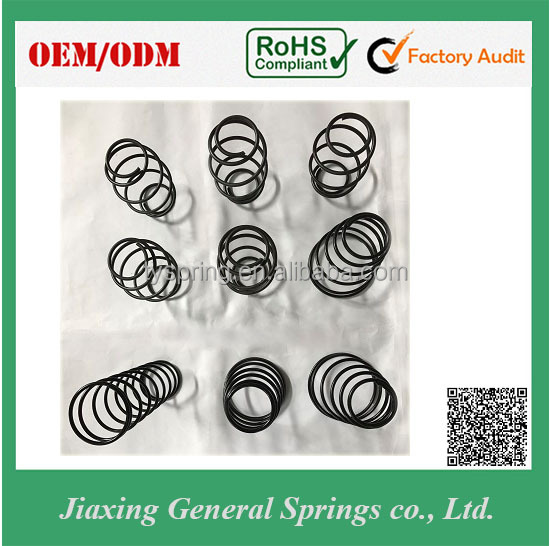 Manufacturer Custom Compression Springs of Drum Shaped for Auto Parts