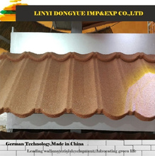 2017 metal roofing shingle/corrugated steel roof sheet/color stone coated roofing material popularly in Zambia