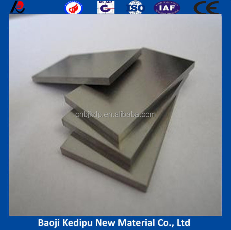 Best quality Nickle Alloy Inconel 625 sheet and plate manufacturer