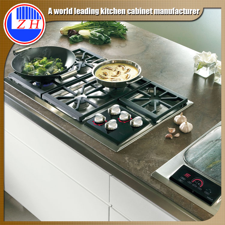 High gloss china kitchen cabinet design modern italian for Italian kitchen cabinets online