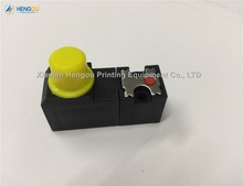 xmhengou offset printed original valve 2W to attach on pneumatic cylinder part number 92.184.1001 24v DC valve parts
