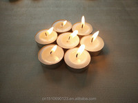 best beauty tea light candle for India promotion pure 100&% stearic palm wax