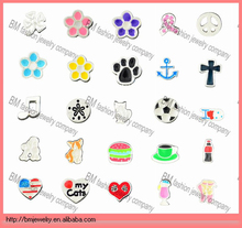 Fashion hot-selling many many beautiful locket charms alloy charms for glass memory locket loving locket