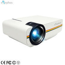 ELEPHAS HD Video Mini led Projector 1080P 1200 Lumen Home Theater mobile projector
