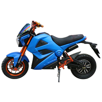 72V High Quality Electric Motorcycle