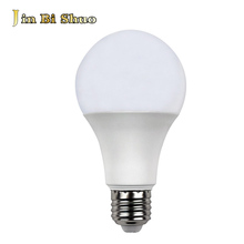 china manufacturing indoor fixtures aluminum PC b22 e27 lamp 18w 15w 9w smart led light bulb