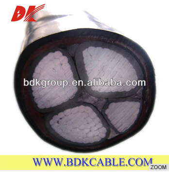 0.6/1kV AL/PVC/PVC(or PE) Power Cable / siemens plc profibus cable