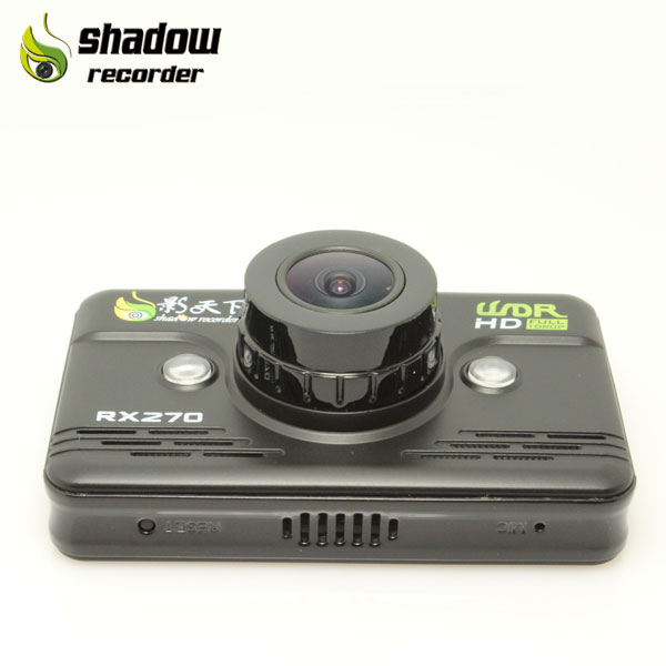 Cheap 6g lens 1080p hd night vision gps g-sensor car camera dvr camcorder