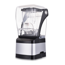 1800W 2L Jar 220V Kitchen Appliance Smoothie Juicer Ice Food Commercial National Professional Ice Blender With Sound Proof Cover