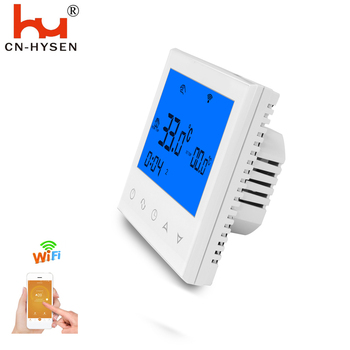 Electric App control thermostat with wifi function Apple phone 3g 4g net available