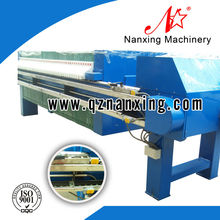 Filter Press For Oil Refractory Industry