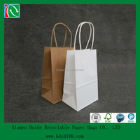 2016 Hot sale recycled foldable shop bag