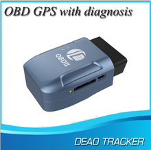 Factory price TK207 gps obd tracker GSM+GPS+SMS/GPRS+OBD car trackers