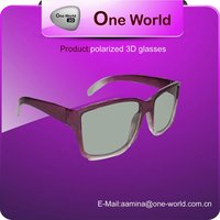 imax 3d linear polarized glasses