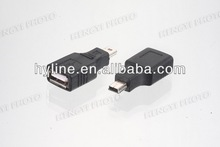 USB female to Mini 5p adapter