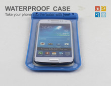 Cooskin PVC material waterproof case for Samsung Galaxy S4 mini