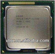 Hot Selling SR00Q Intel Core i5-2400 Quad Core 3.1GHz 6MB Socket 1155 Wholesale Computer Parts
