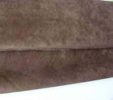 100% Polyester 75D*225D 140/m2 faux microfiber micro synthetic suede fabric