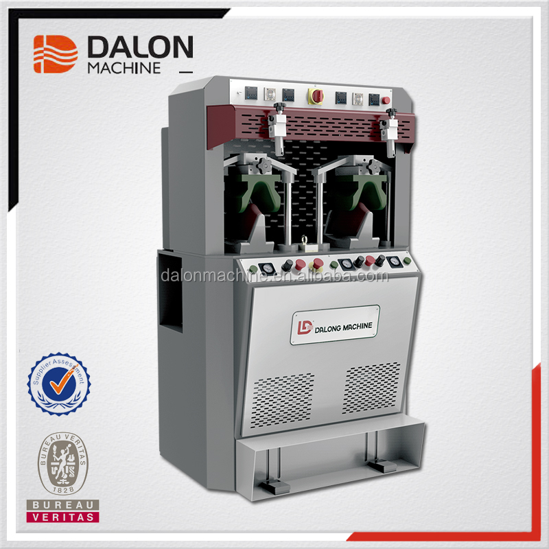 Dalong LD-688A Shoes vamp shaping setting moulding machine shoe making machinery