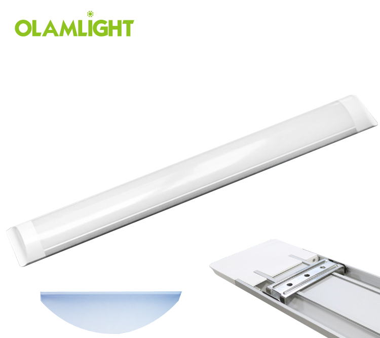 High Power 48w Flat Linear Led Lights 5ft Slim Ceiling Batten Led Light With 3 Years Warranty