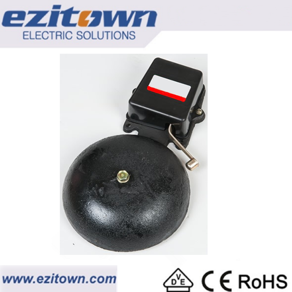 EBL SCF-(75-300mm) outside strike cast iron electric bell fire alarm siren 22VA,25VA,30VA,35VA