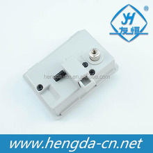 YH1207 New style Zinc alloy triangle Heart-shaped combination cabinet lock