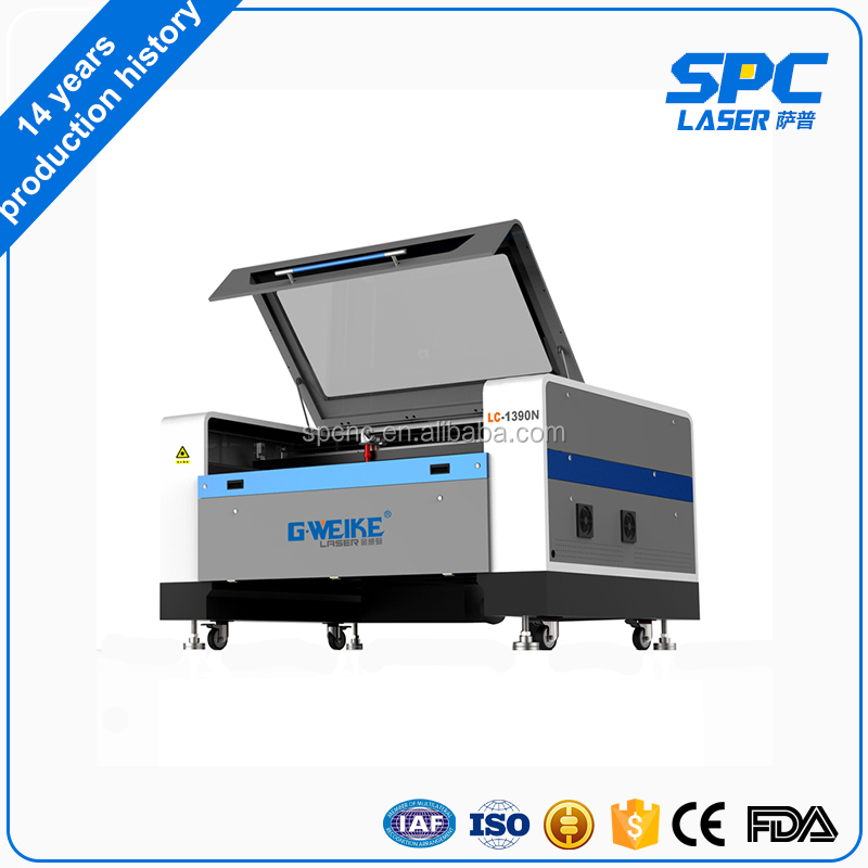 china nonmental CO2 LC1390N cnc key cutting machine automatic
