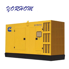 40KW/50KVA Low noise and High Quality Compressed Air Powered Generator