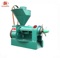 Suitable for peanut/soybean/sesame cooking oil making machine