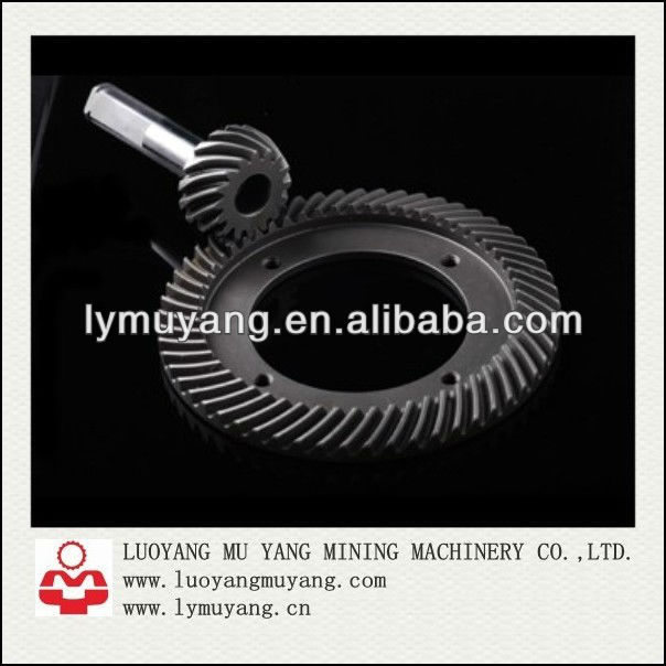 customized transmission conical gear